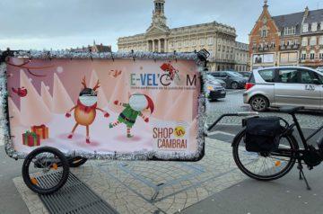 Partenaire E-Vel'Com, Animation de Noël