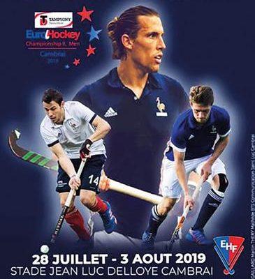 Partenaire du championnat euro du hockey