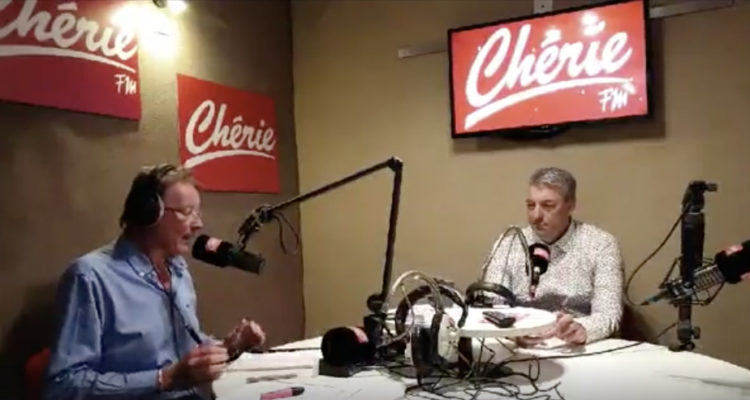 Vidéo de l'interview de Christophe Carlier, Président de l'union commerciale Shop In Cambrai sur Chérie Fm Cambrai St Quentin Peronne Noyon