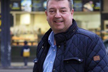 Fraîchement élu, Philippe Copie prend la tête de Shop in Cambrai