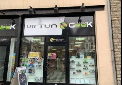 Virtua espace Geek